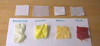 kan man färga polyester